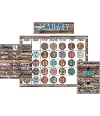 Teacher Created Resources Home Sweet Classroom Calendar Bulletin Board