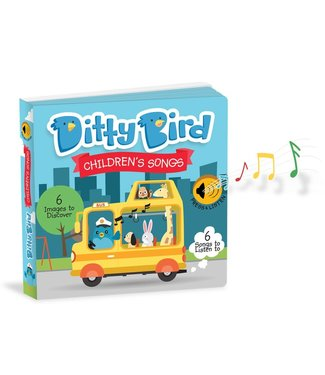 Ditty Bird Ditty Bird Children's Song Book