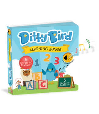 Ditty Bird Ditty Bird Learning Songs Book