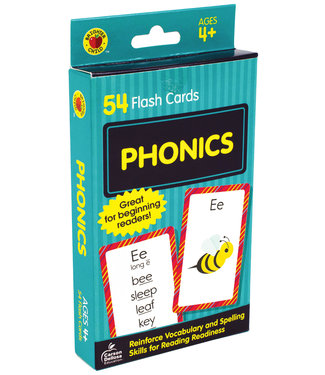 Brighter Child Brighter Child Phonics Flash Cards