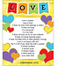 The Love Verses Chart
