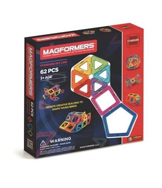 Magformers Extreme Magformers 62pcs