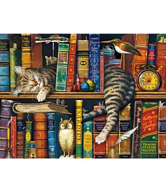 The Cats of Charles Wysocki- 750 Piece