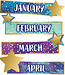 Months of the Year Mini Bulletin Board