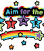 Aim for the Stars Mini Bulletin Board Set