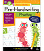 Trace with Me: Pre-Handwriting Practice Activity Book Grade Preschool-2