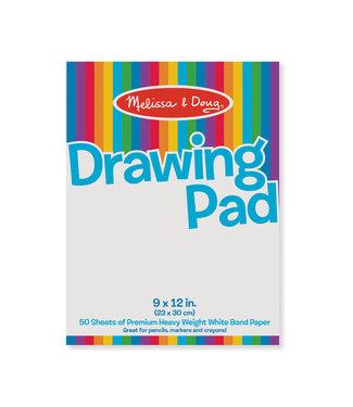 Melissa & Doug Drawing Pad (23 x 30 cm)
