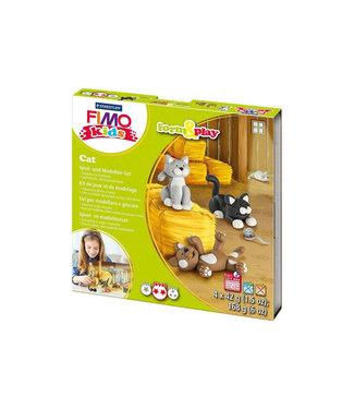 Fimo Kids Cat 168g