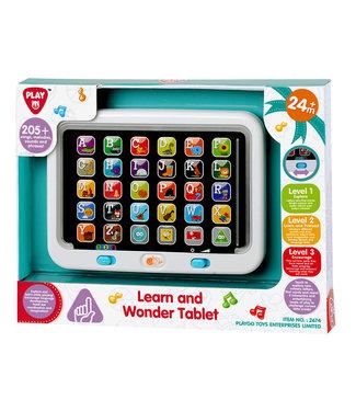 Play n Go Learn & Wonder Tablet Bilingual version