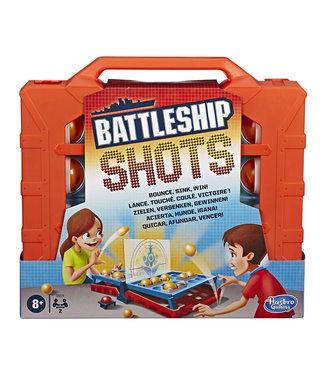 Game Battleship Shots