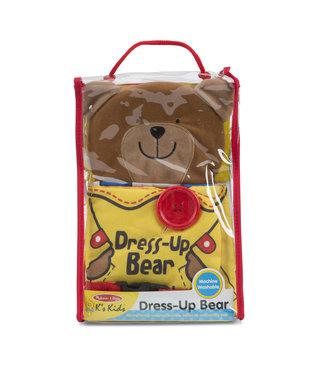 Melissa & Doug Dress Up Bear