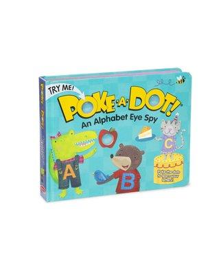 Melissa & Doug Poke-A-Dot: Alpha Eye Spy