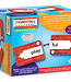 """Mind Sparks® WordWall Challenge™ Card Game, Prefixes & Suffixes, 3-1/2"""" x 2-1/2"""", 300 Cards"""