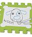 LINK-N-LOCK DRY ERASE PUZZLE 4CT