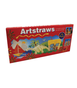 "Artstraws Artstraws 16"" Assorted colors"
