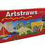 "Artstraws 16"" Assorted colors"