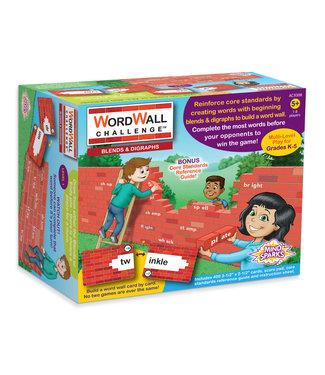Mind Sparks® WordWall Challenge™ Card Game