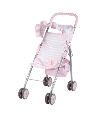Adora Dolls Adora Pink Medium Shade Umbrella Stroller