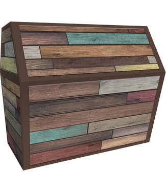Teacher Created Resources Reclaimed Wood Chest