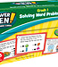Power Pen Learning Card: Solving Word Problems Grade 1