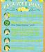 Lemon Zest Wash Your Hands Chart