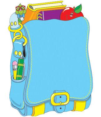 Carson Dellosa Book Bag Notepad
