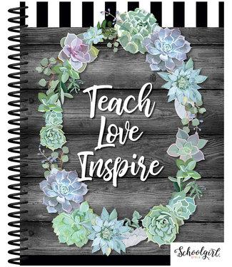 Carson Dellosa Simply Stylish Teacher Planner