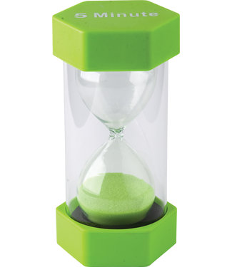 Teacher Created Resources 5 Minute Sand Timer - Large