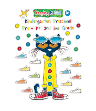 Teacher Created Resources Pete the Cat® Keeping It Cool In… Bulletin Board