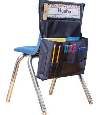 Teacher Created Resources Black Chair Pocket