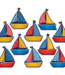 Sailboats Accents