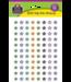 Fancy Stars 2 Mini Stickers Valu-Pak
