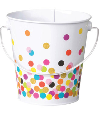 Teacher Created Resources Confetti Bucket