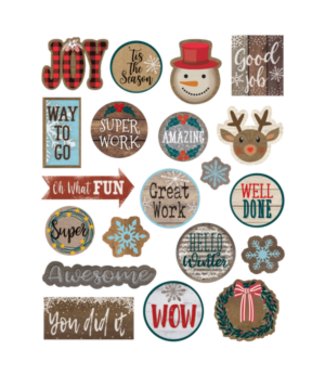 Teacher Created Resources Home Sweet Classroom Winter Stickers