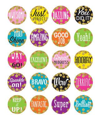 Teacher Created Resources Confetti Stickers
