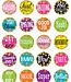 Confetti Stickers