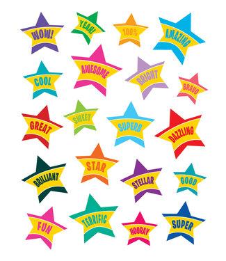 Teacher Created Resources Star Rewards Stickers