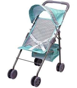 Adora Dolls Zig-Zag Medium Shade Umbrella Stroller