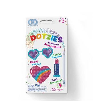 Diamond Dots Diamond Dotz - Cool Stickers