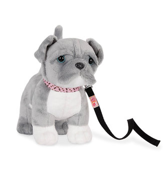 """Our Generation Pup OG - 6"""" Poseable Pitbull"""