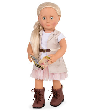 Our Generation OG Doll- Safari Naya