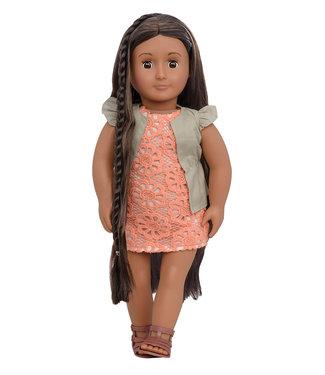 """Our Generation Doll OG - Flora 18"""""""