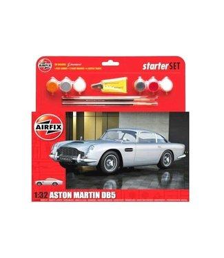 Airfix Aston Martin DB5- Silver
