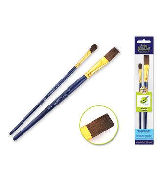 Artist Brush Set: Master Stroke Set x2