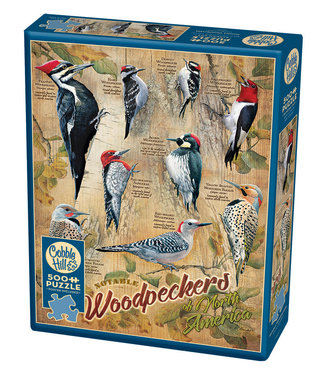 Cobble Hill Notable Woodpeckers