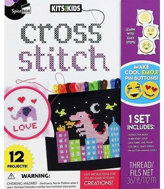 Spicebox KK Cross Stitch V2