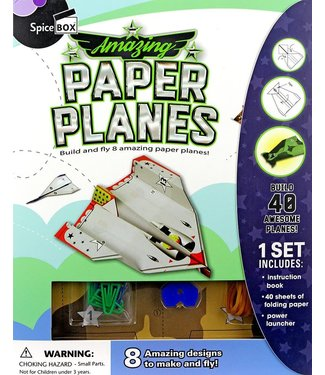 Spicebox LM Paper Planes V2