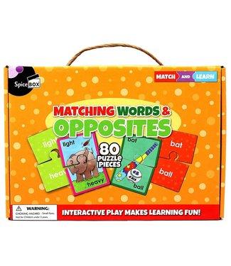 Spicebox M&L Matching Words & Opp V2