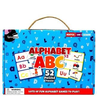 Spicebox M&L Alphabet ABC V2