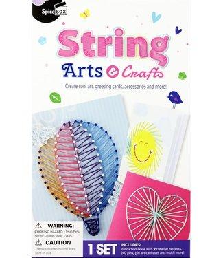 Spicebox PB String Arts & Crafts